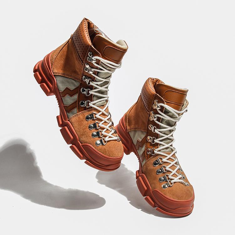 Ботинки «GILIBA»