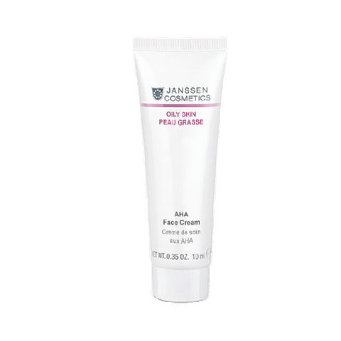 Janssen Travel Size AHA Face Cream