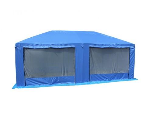 Шатер Митек «Пикник» 6,0х3,0 синий