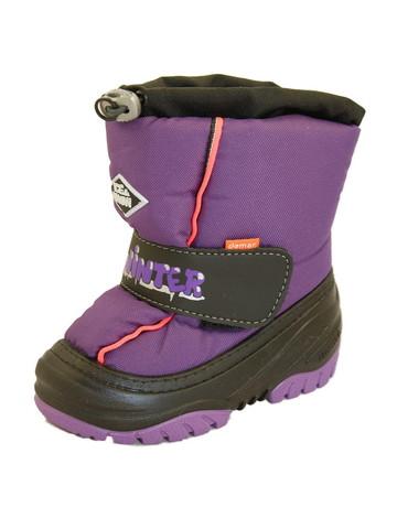 Дутики Демар Ice Snow фиолет 1