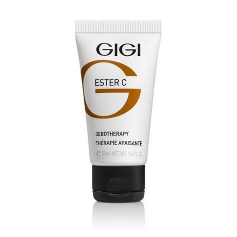 GIGI Ester c sebotherapy - Крем для жирной и чувствительной кожи от себореи