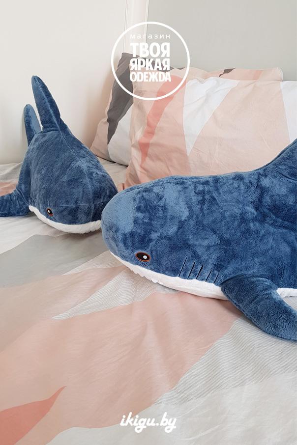 "Подушки и пледы Подушка ""Акула"" shark4.jpg"