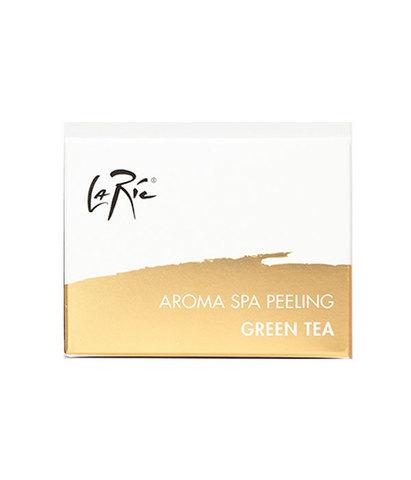 Арома скраб-уход для рук, ног и всего тела Зелёный чай 50гр, La Ric