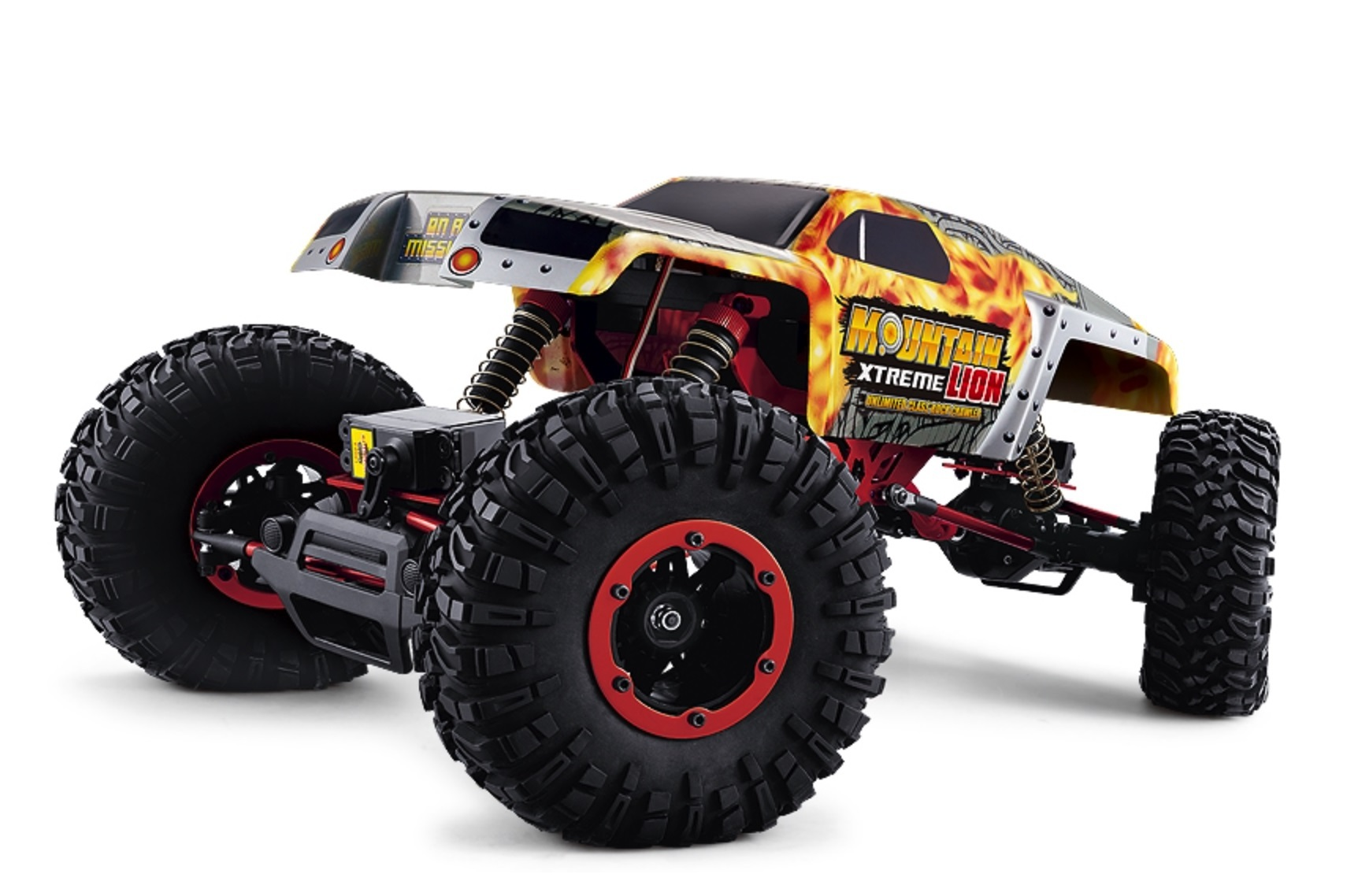 Краулер Remo Hobby Mountain Lion Xtreme RH1072