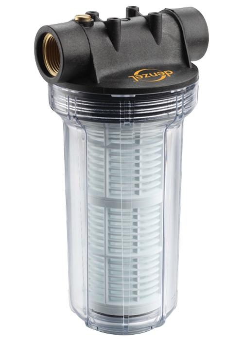 """Фильтр тонкой очистки F2, объем 2л, диаметр 1"""" Denzel 97282"""