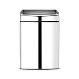 Ведро для мусора TOUCH BIN (10л), артикул 477201, производитель - Brabantia