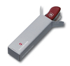 Нож Victorinox Adventurer, 111 мм, 11 функций, с фиксатором лезвия, красный