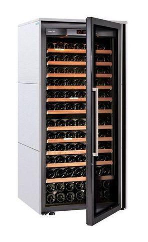 Винный шкаф EuroCave S Collection M белый хлопок, максимальная комплектация