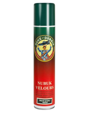 DUKE of DUBBIN Nubuk Velours