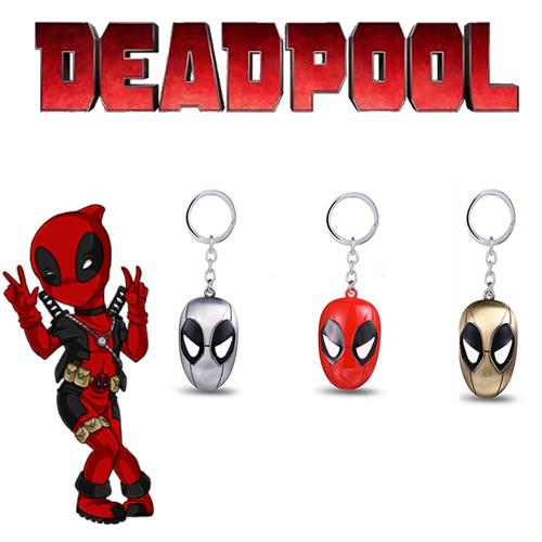 Брелок Deadpool Marvel