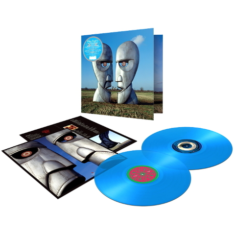Pink Floyd / The Division Bell (25th Anniversary Edition)(Coloured Vinyl)(2LP)