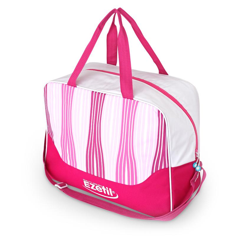 Сумка-холодильник (термосумка) Ezetil Fashion, 20L (розовая)