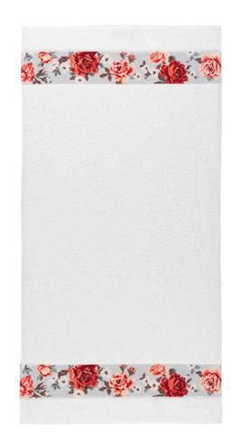 Полотенце 50x100 Feiler Mireille белое