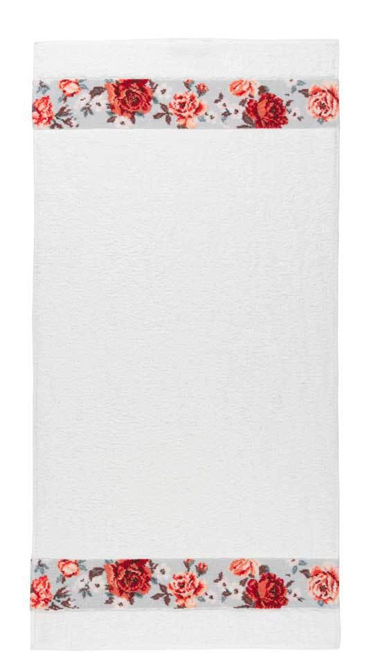 Полотенца Полотенце 50x100 Feiler Mireille белое polotentse-mahrovoe-50x100-feiler-mireille-beloe-germaniya.jpg