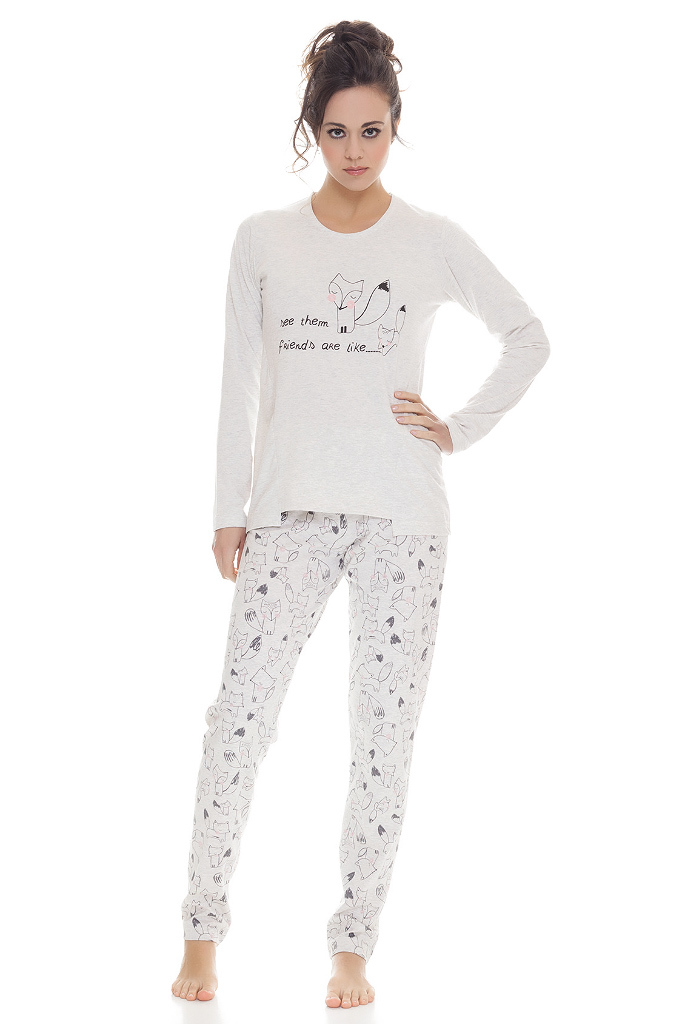 Милая пижама с лисятами DolceVita