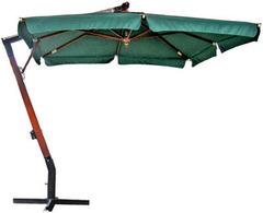 Зонт садовый от солнца Garden Way SLHU007 Green