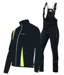 Женский разминочный лыжный костюм Nordski Active (NSW323180)