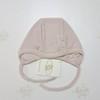 Чепчик для новорожденного из шерсти мериноса
