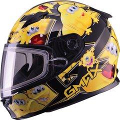 GM 49y Attack / Детский / Желтый