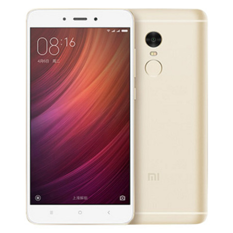 Смартфон Xiaomi Redmi Note 4 16Gb Gold