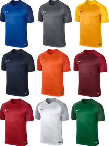 Футболки Nike Dry Team Trophy III Football Jersey 881483 | 881484