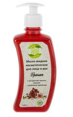 """Мыло """"Гранат"""" жидкое косметическое 365мл"""