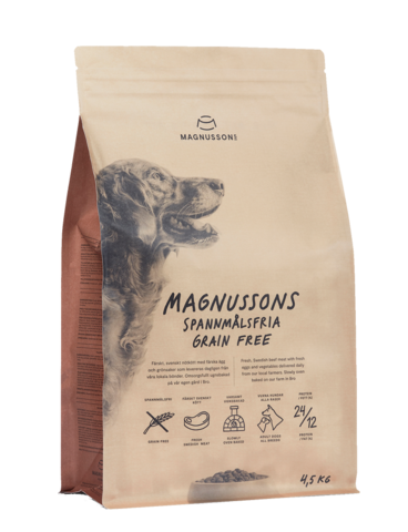 Корм для собак Magnusson Meat & Biscuit Grain Free 4.5 кг