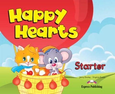 happy hearts starter student's book - учебник