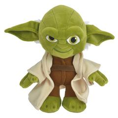 Звездные Войны плюшевая игрушка Йода