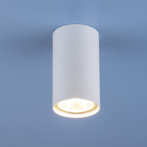 Накладной потолочный светильник 1081 (5255) GU10 WH белый