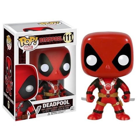Deadpool Funko Pop! Vinyl Figure || Дэдпул