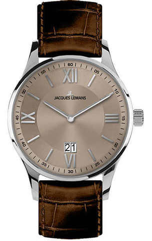 Купить Наручные часы Jacques Lemans 1-1845D по доступной цене