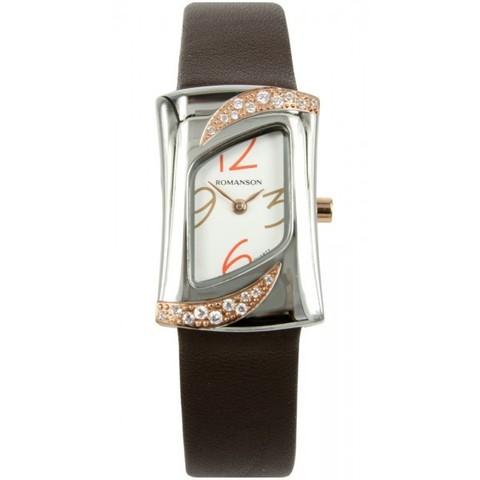 Купить Наручные часы Romanson RL0388QLJWH по доступной цене