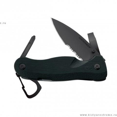 Складной нож с33Tx Black (4 опции в одном)