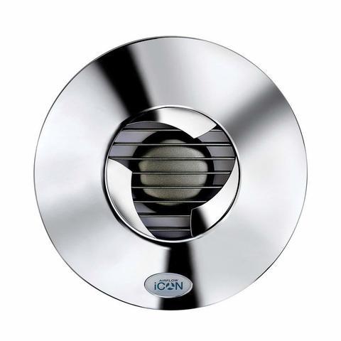 Лицевая панель для вентилятора Airflow iCON 15 цвета Хром