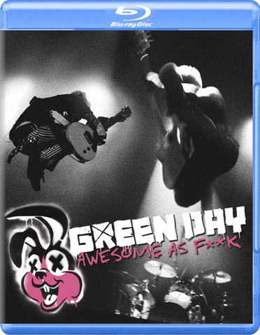 Green Day / Awesome As F**k (Blu-ray+CD)