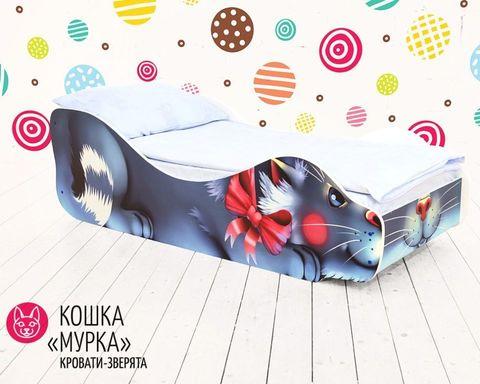 Кровать КОШКА-МУРКА