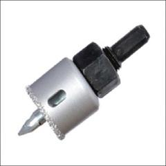Коронка с карбидо вольфрамовым напылением СТК-069 (D=55-102мм)
