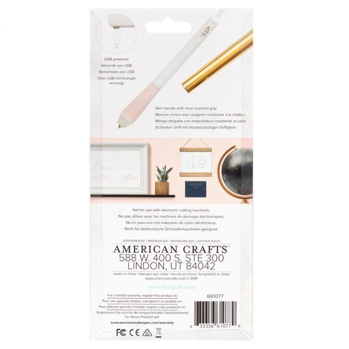 Ручка для фольгирования  We R Memory Keepers Foil Quill Pen FINE TIP