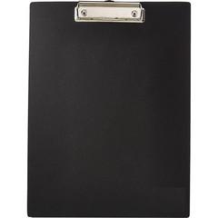 Планшет д/бумаг Attache Economy 09PLA-E с верхним зажимом 0.9мкм A4 черный