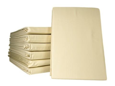 Простынь  без резинки 275х280 в сатине  арт.311 ASABELLA Италия.