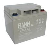 Аккумулятор FIAMM 12FGL42 ( 12V 42Ah / 12В 42Ач ) - фотография