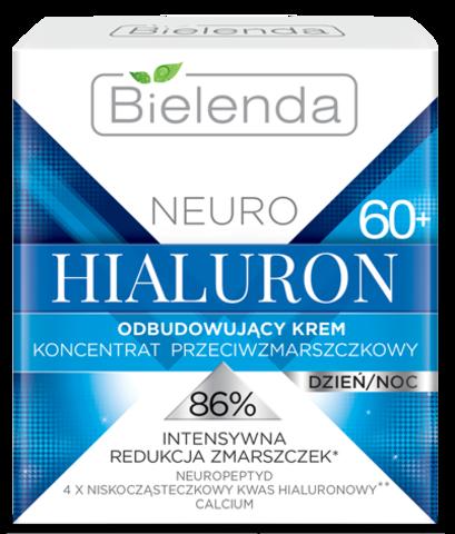 NEURO HIALURON Восстанавливающий крем-концентрат против морщин 60+ дневной/ночной 50мл