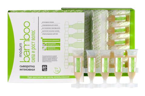 Modum Bamboo Сыворотка интенсивная