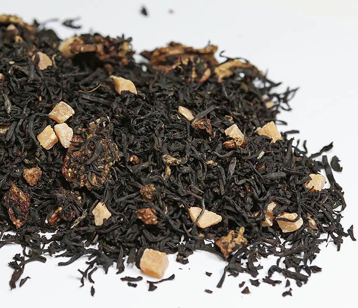 TEA-AR109 Черный ароматизированный чай «Восточная Сладость» (50 гр) фото 01