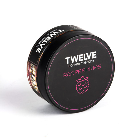 Табак Twelve Raspberries 100 г