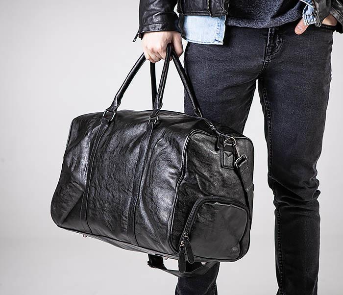 BAG551 Вместительная мужская дорожная сумка