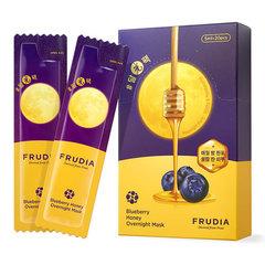 Frudia Blueberry Honey Overnight Mask - Маска ночная питательная с черникой и медом