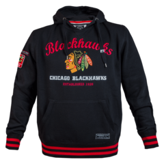 Толстовка АТРИБУТИКА НХЛ Chicago Blackhawks (35430)