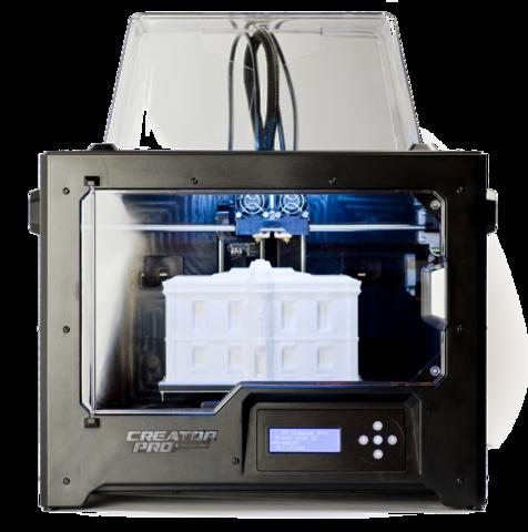 3д принтер Flashforge Creator Pro в москве